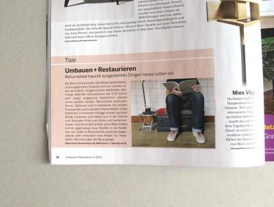 22 12 2011 refurnished im umbauen renovieren. Black Bedroom Furniture Sets. Home Design Ideas
